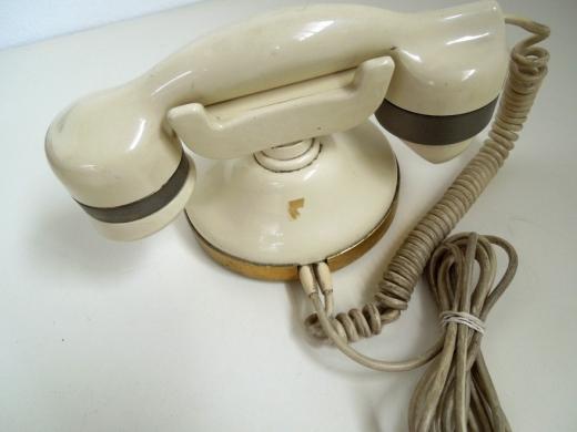 Telefono modernariato