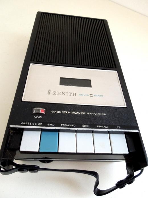 Registratore cassette