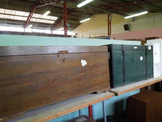 Bauli in legno